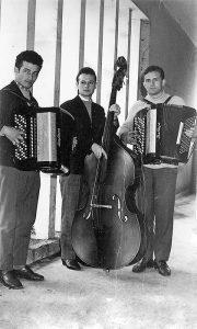 Vučko se pridružio čuvenom duetu harmonika Mile i Pero kao basista