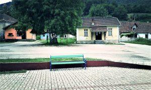 Centar sela Krvavci