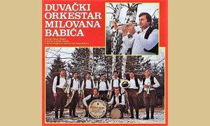 Milovan Babić i njegov orkestar u vremenu najveće popularnosti