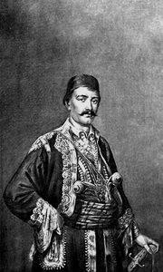 Vojvoda Milan Obrenović