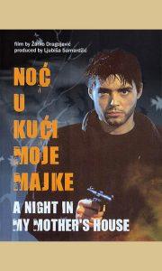 """Plakat filma """"Noć u kući moje majke"""""""