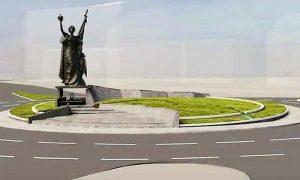 """Uskoro prelep spomenik """"Velika Srbija"""""""