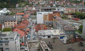 Ulica Petra Ćelovića na Megdanu