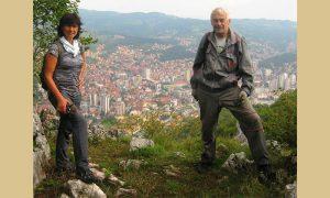 """Planinari iz PD """"Rujna"""", Ceca Mladenović i Ivan Obućina - Ko te Užice ne bi voleo"""
