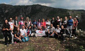 """Planinarsko društvo """"Rujno"""""""