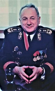 Genaral Nikola Ljubičić