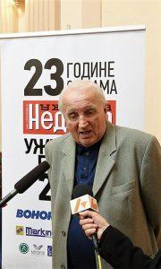 Rade Jovanović (foto Užička nedelja)
