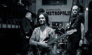Mladen na promociji svog albuma (foto Metropolis Music)