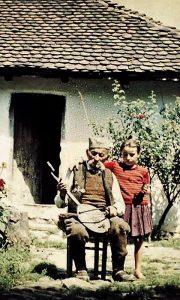 Jedan od nastarijih guslara snimljen na kraju šezdesetih godina 20. veka