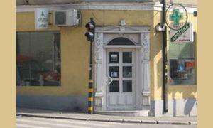 Druga Arsić apoteka na Glavnoj ulici na Donjoj čaršiji