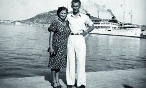 Otac Budimir i majka Katarina Petrović