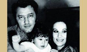 Olivera sa porodicom