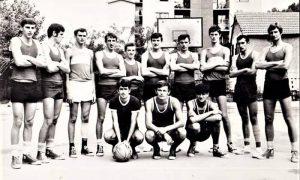 Legendarni užički košarkaški tim