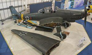 Junkers 87 u muzeju RAF-a (foto Wikipedia)