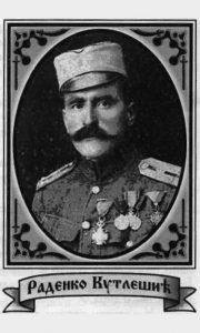 Kutlešić B. Radenko