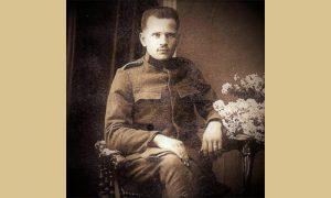 Deda Vitomir pre polaska u oslobodilačke ratove