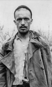 Deda Vitomir posle prelaska Albanije