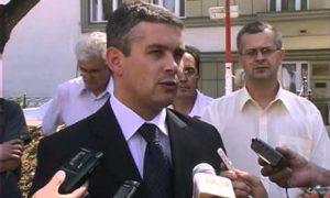 Jovan Marković u vreme kada je izabran za prvog gradonačelnika Užica