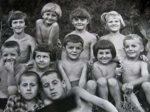 Slika sa bazena Srboljuba Gavrilovića