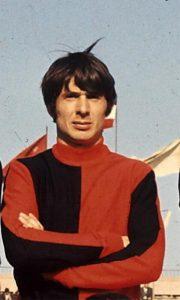 Dogac na samom početku karijere u FK Slobodi