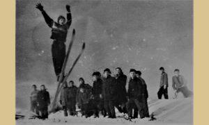 Skijaški skok Časlava Jehličke