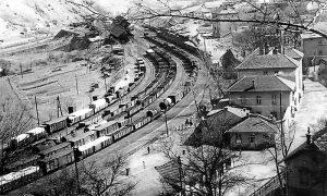 Ćirina železnička stanica u Višegradu
