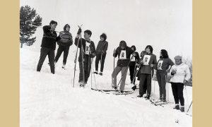 Opštinsko takmičenje u tračanju na skijama na Zlatiboru