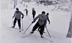 Sa ski takmičenja na Zlatiboru (foto Vlajko Kovačević)