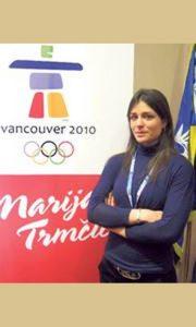 Marija Trmčić najjuspešnija užička smučarka (foto S. Jovičić)