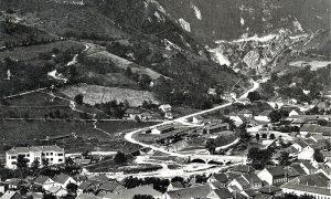 Međaj pre izgradnje Sokolane