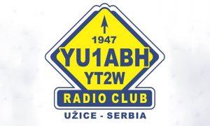 Logo užički radio klub