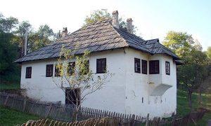 Ovako je nekad izgledao Moljkovica han u Kremnima (foto S. Jovičić)