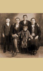 Porodica Milana Cerovića