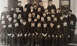 Pitomci Doma crvenog krsta januara 1930. godine