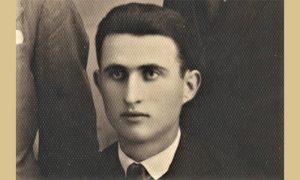 Vojin Petrović 1933. godine