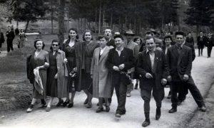 Užičani pedesetih se vraćaju iz Ade kroz Veliki park