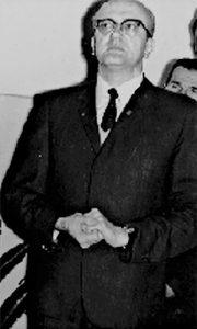 Direktor Učiteljske škole Dragan Petrović