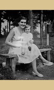 Dragan Zumberović sa svojom majkom