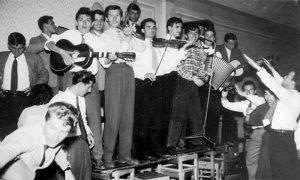 Lude žurke pedesetih