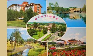 Razglednica Zlatibora iz 1968. godine