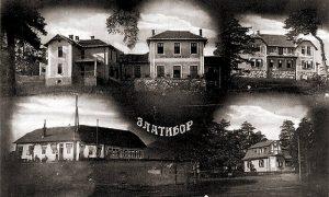 Lazićeva razglednica Zlatibora u vreme kada su po njemu trčali fudbaleri FK Slobode