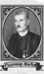 Mićić J. Radomir