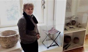 Užički arheolog Ljiljana Mandić