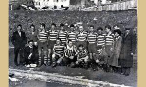 Sa utakmice za Kup grada 1953. Prvi Partizan - Železnicar 5:1