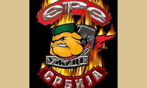 Logo Moto kluba Ere, autor Jovana
