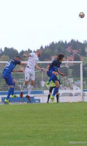 Trenutak sa utakmice (foto Nikić)