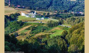 Memorijalni centar Kadinjača panorama (foto Veselinović)