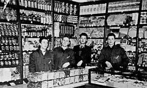 """Prvi užički dragstor u prodavnici """"Istra"""" na Lipi"""