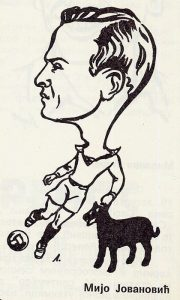 Karikatura Mija Jovanovića