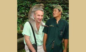Kotlajić svetski putnik, na Baliju u Indoneziji
